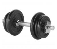 Гантель разборная крашенная 10 кг. 4522FP-23
