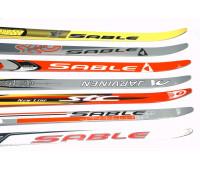Набор лыжный STC 100 см c кабельным креплением