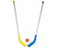 Набор для игры в хоккей пластмассовый 7047