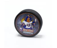 """Шайба хоккейная""""GUFEX""""взрослая NHL New York Islanders"""