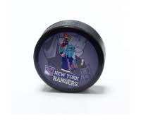 """Шайба хоккейная""""GUFEX""""взрослая NHL New York Rangers"""