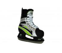 Коньки хоккейные ST-5700/PW-216V размер 46