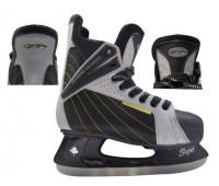 Коньки хоккейные ST-7000/PW-216C размер 40