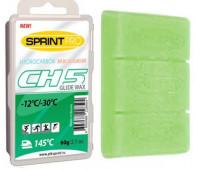 Мазь лыжная SPRINT PRO CH5 Green (-12 -30°C) 60г