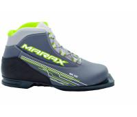 Ботинки лыжные Marax MX-100 NN75 Размер 30 (серо-желт.)