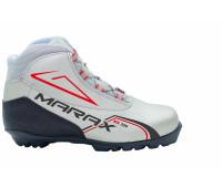 Ботинки лыжные MXN-300 Размер 35 (серебристый)
