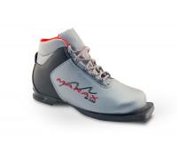 Ботинки лыжные M-350 (сереб-черн) Размер 36