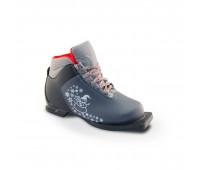 Ботинки лыжные M-350 JR (серый) Размер 30