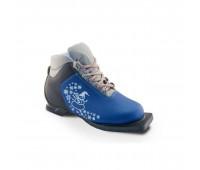 Ботинки лыжные M-350 JR (синий) Размер 30