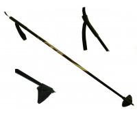 """Палки лыжные """"STC-Stingrey"""" 110 см, 100% стекловолокно"""