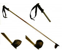"""Палки лыжные """"Stingrey"""" р.100 см. №1 алюминиевые"""