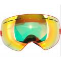 Очки и шлема для зимних видов спорта