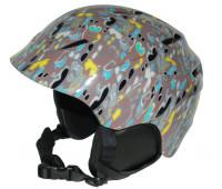 Шлем защитный для зимних видов спорта SH-007 размер L (58-60 см)