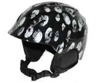 Шлем защитный для зимних видов спорта SH-008 размер L (58-60 см)