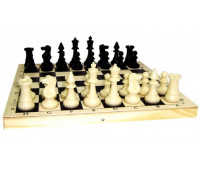 Набор фигур для шахмат 02-105  пластиковые арт. 02-105