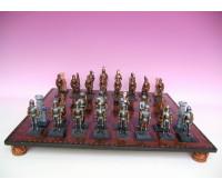 "Шахматы ""Средневековые рыцари"" малые 25113S"