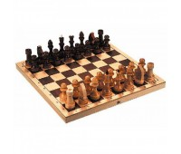 Шахматы гроссмейстерские с подклейкой фигур фетром