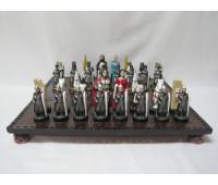"""Шахматы """"Крестовый поход Фридриха"""" малые 25107-S"""