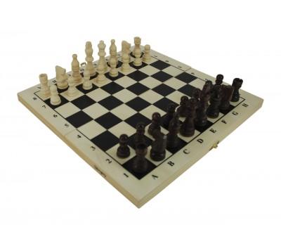 Шахматы деревянные с доской 8150M