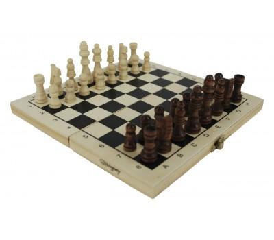 Шахматы деревянные с доской 8150S