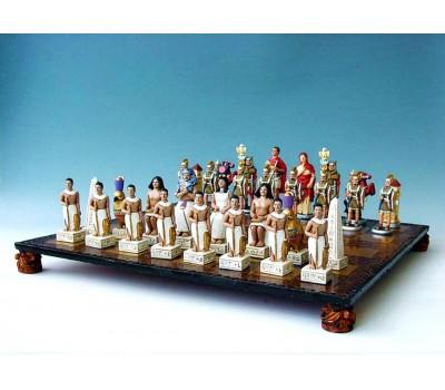"""Шахматы подарочные """"Египтяне и Римляне"""" 25008"""