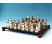 """Шахматы подарочные """"Египтяне и Римляне"""" 25004м"""
