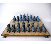 """Шахматы """"Терракотовая армия"""" малые 25115S"""
