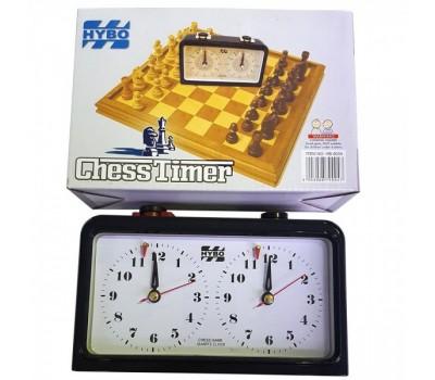 Часы шахматные кварцевые 9004