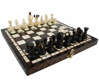 """Шахматы """"Королевские"""" малые арт. 113"""