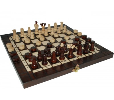 "Набор ""Шахматы+Шашки"" малые"