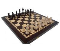 Набор шахматы №4 +нарды арт. 141