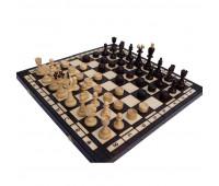 Набор шахматы+шашки (большие) арт. 165