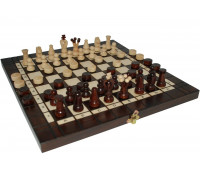 "Набор ""Шахматы+Шашки"" малые арт. 165А"