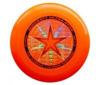 Летающая тарелка спортивная Фрисби Discraft Ultra-Star (оранжевый)