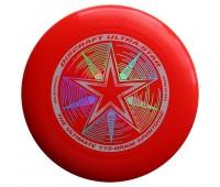Летающая тарелка спортивная Фрисби Discraft Ultra-Star (красный)