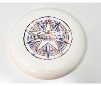 Летающая тарелка спортивная Фрисби Discraft Ultra-Star Soft (белый)