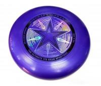 Летающая тарелка спортивная Фрисби Discraft Ultra-Star (фиолетовый)