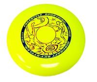 Летающая тарелка спортивная Фрисби Discraft Sky-Styler (желтый)