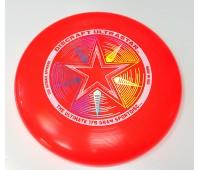 Летающая тарелка спортивная Фрисби Discraft Ultra-Star (ярко-красный)