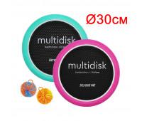Мультидиск 30см Mini, розовый и мятный Street Hit (Fyle), арт. BSD0014