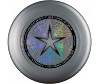 Летающая тарелка спортивная Фрисби Discraft Ultra-Star (серебряный)