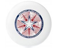 Летающая тарелка спортивная Фрисби Discraft Ultra-Star (белый)