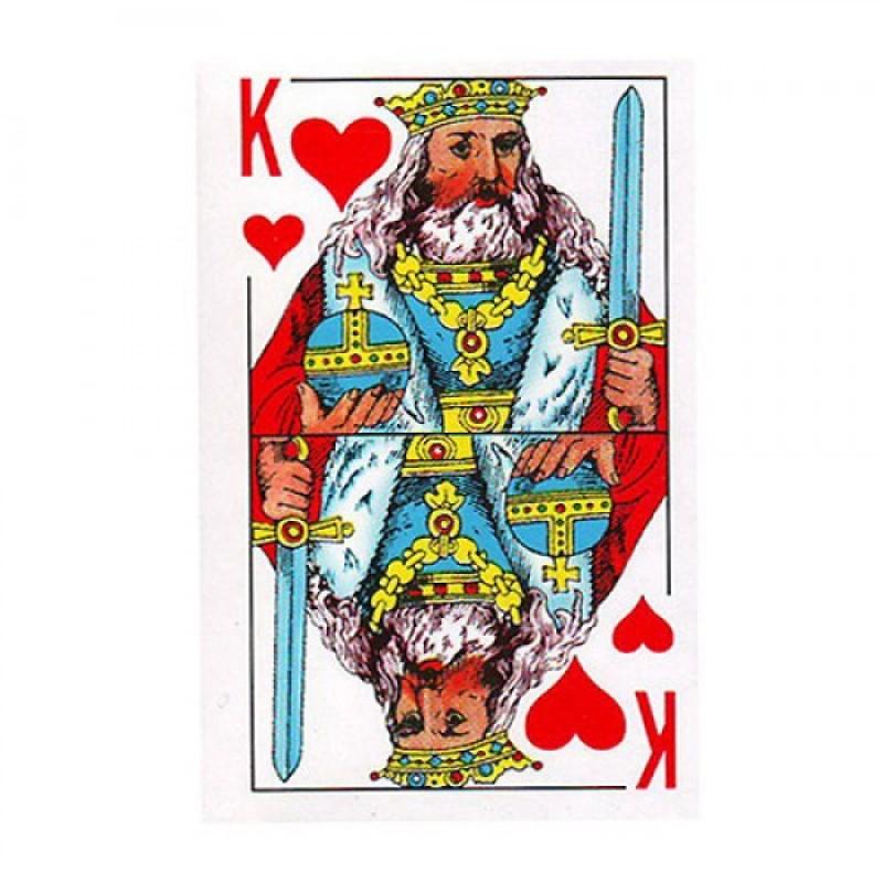 Картинки игральных карт для распечатки по одной, раскраска днем победы
