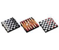 Набор магнитных игр (шахматы+шашки) 2726-C