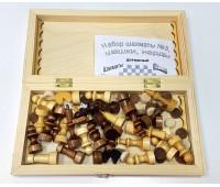 Шахматы нарды шашки Игра 3 в 1 дорожная 295х145