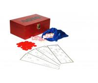 """Игра """"Лото"""" в деревянной коробке ZL07T1070A"""