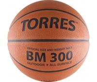 """Мяч баскетбольный """"TORRES BM300"""" арт.B00015, р.5"""