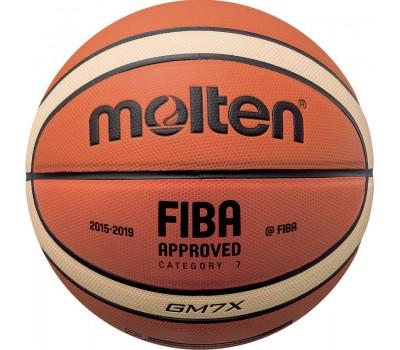 Мяч баскетбольный Molten BGF7X р.7