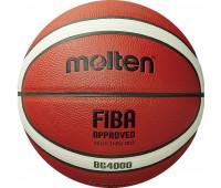 Мяч баскетбольный MOLTEN B6G4000 р.6