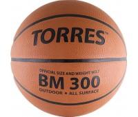 """Мяч баскетбольный """"TORRES BM300"""" арт.B00017, р.7"""